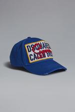 DSQUARED2 Superior Baseball Cap Hat Man
