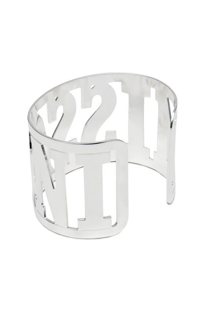 MISSONI Bracelet Silver Woman - Front