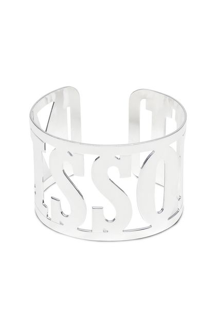 MISSONI Bracelet Silver Woman - Back