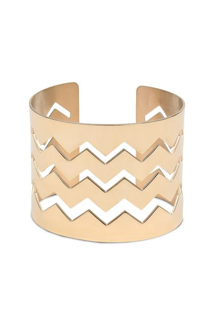 MISSONI Bracelet Gold Woman - Back