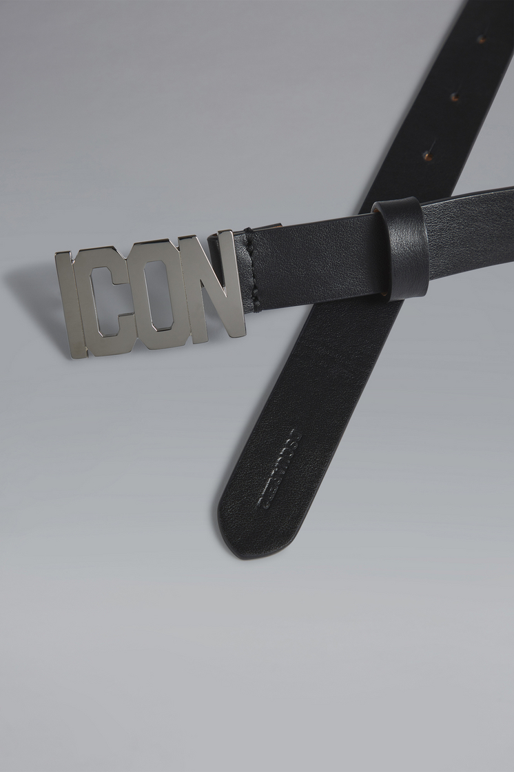 DSQUARED2 Plaque Belt Belt Woman