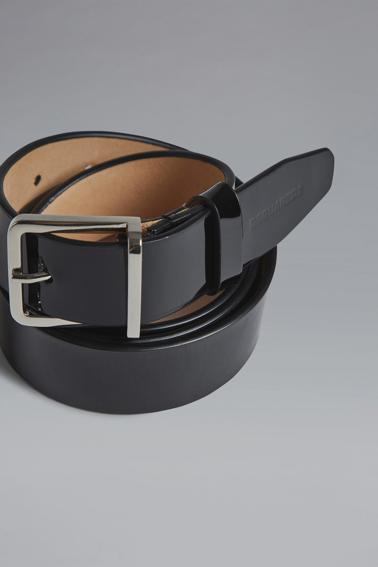 DSQUARED2 Classic Buckle Belt Belt Man