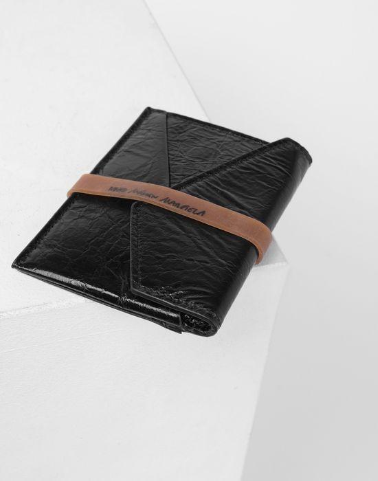 MM6 MAISON MARGIELA Japanese crinkled leather cardholder Key ring [*** pickupInStoreShipping_info ***] e