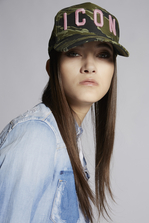 DSQUARED2 Baseball Cap Hat Woman