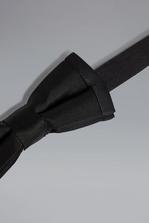 DSQUARED2 Evening Mounty Silk & Woven Papillon Bow Tie Man