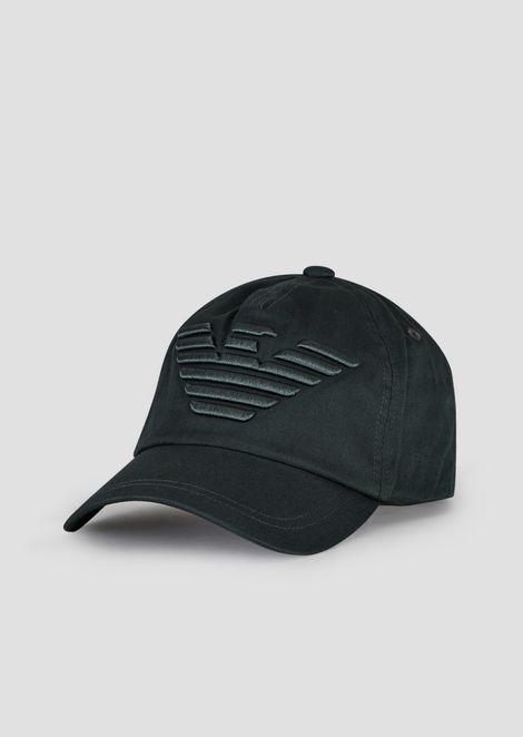 a29128df268 Baseball cap with embroidered maxi logo