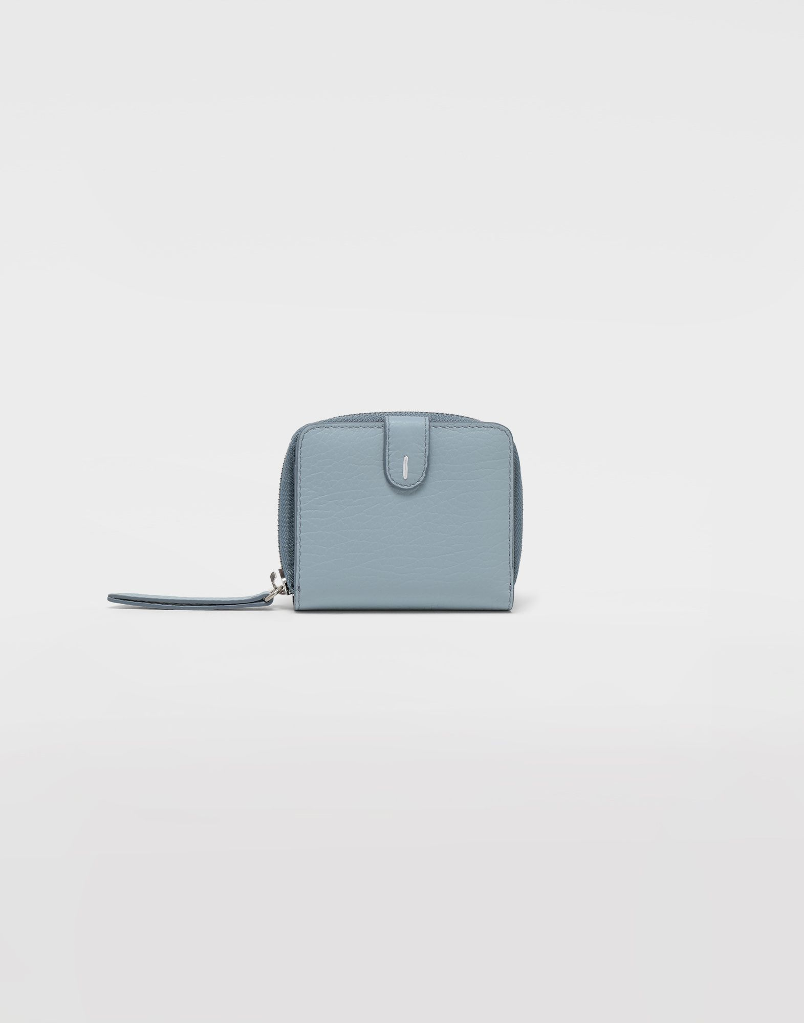 MAISON MARGIELA Leather zip-around wallet Wallets Woman f