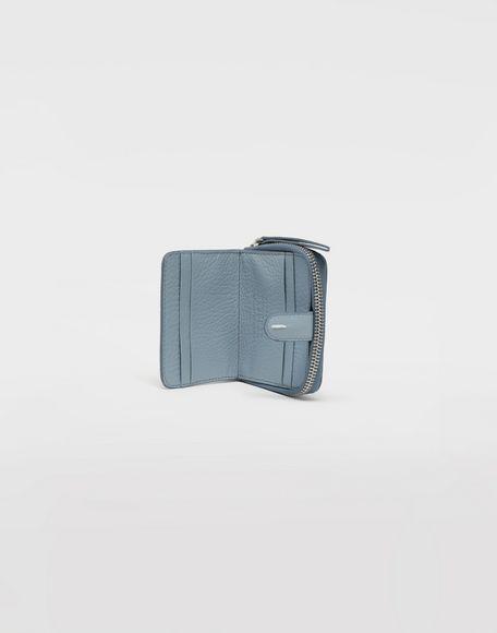 MAISON MARGIELA Leather zip-around wallet Wallets Woman e