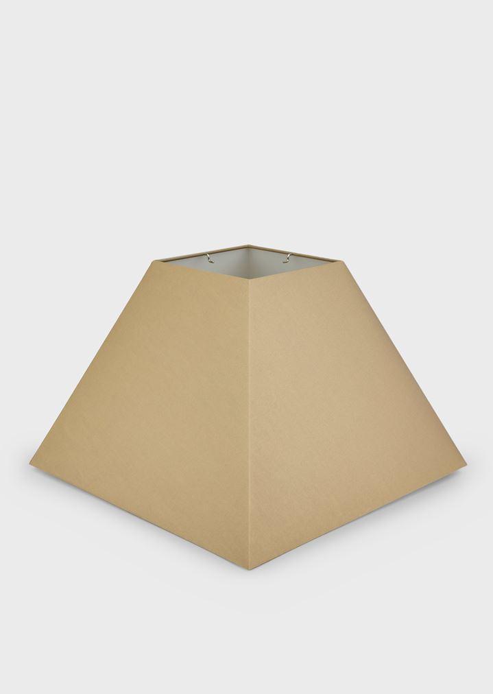 Sonderangebot Gratisversand günstig kaufen Cherie truncated pyramid-shaped lamp with GA logo | Unisex ...