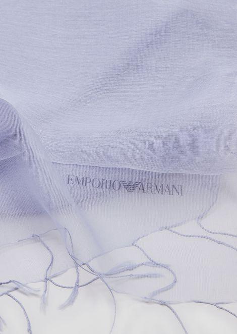 EMPORIO ARMANI ストール レディース d