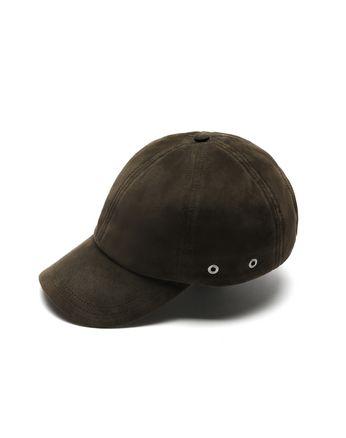 Cappellino da Baseball Verde