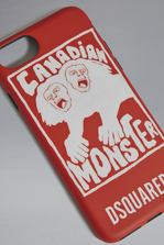 DSQUARED2 Canadian Monster i-Phone 6/6s/7/8 Cover iPhone 7 covers Man