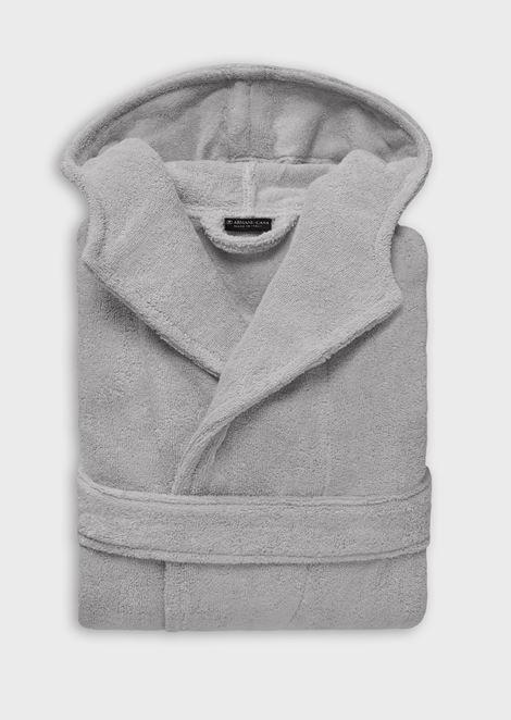 Dorotea bathrobe in pure cotton size L