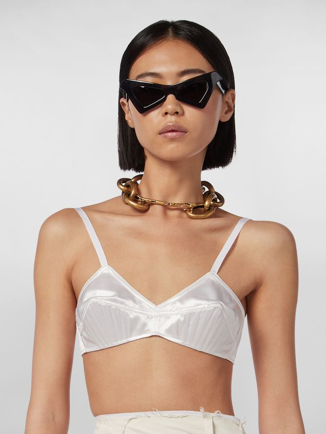 43daf218136 Bra In Rayon Satin from the Marni Spring Summer 2019 collection ...