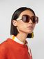 Marni MARNI WINDOW sunglasses in acetate Woman - 2