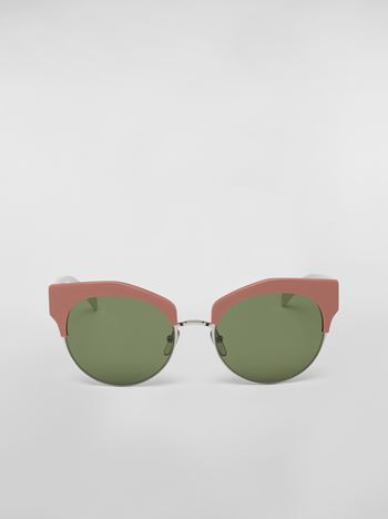 Marni MARNI TATTOO sunglasses in acetate Woman