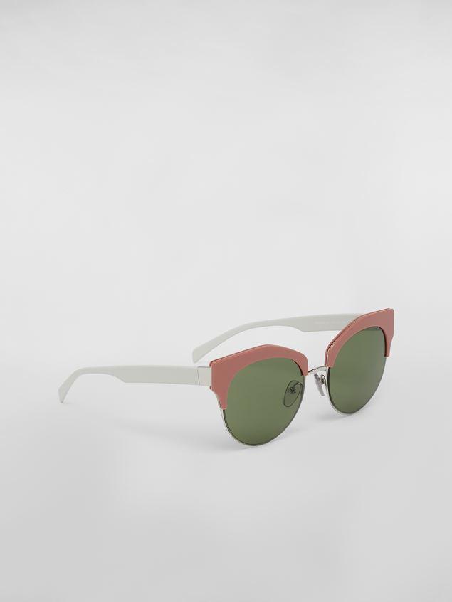 Marni MARNI TATTOO sunglasses in acetate Woman - 2