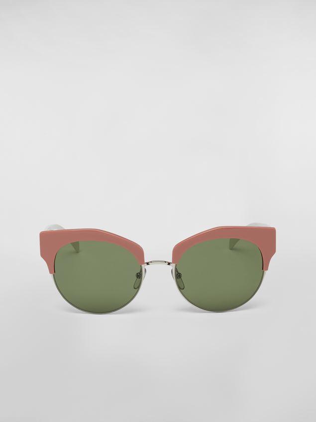 Marni MARNI TATTOO sunglasses in acetate Woman - 1