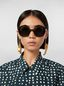 Marni MARNI EDGE sunglasses in acetate green Woman - 2