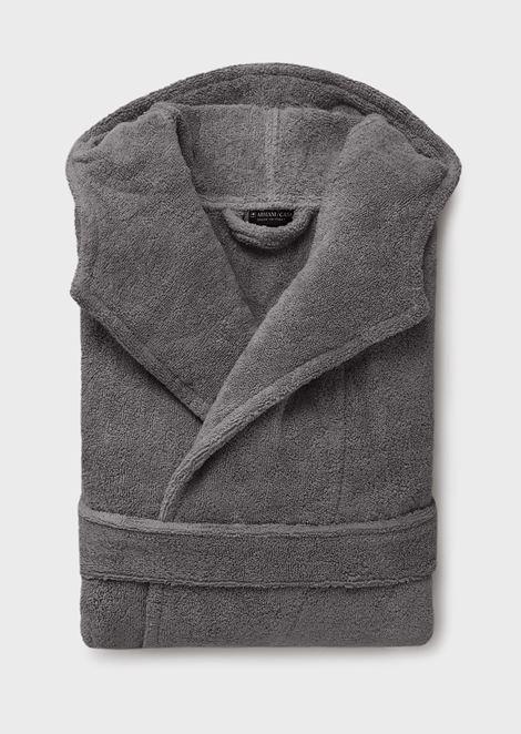 Dorotea bathrobe in pure cotton size XL