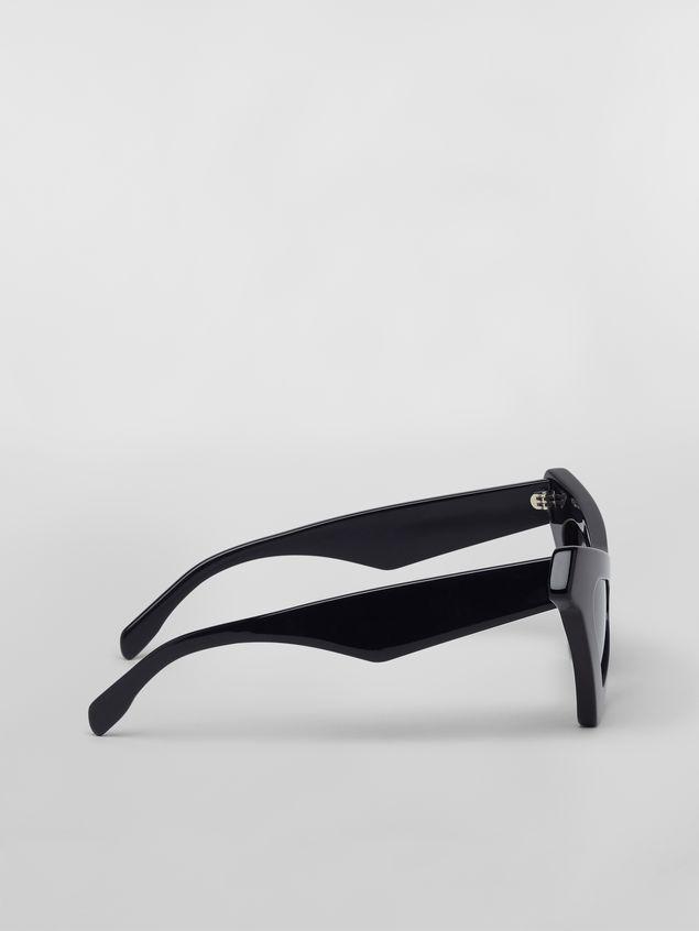 Marni Sonnenbrille MARNI SPY aus Azetat in Blau Damen - 4