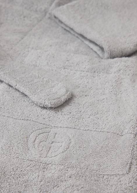 Dorotea bathrobe in pure cotton size XL