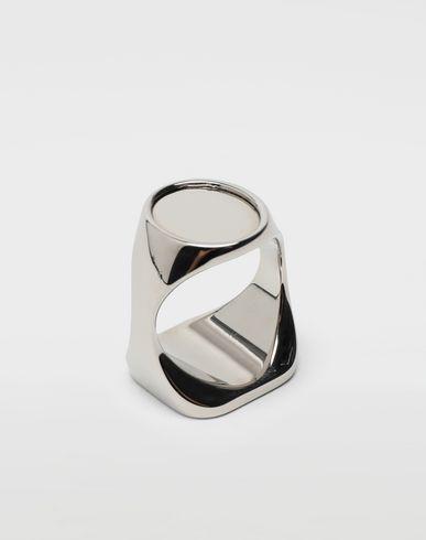 JEWELRY  Chevalier palladium ring