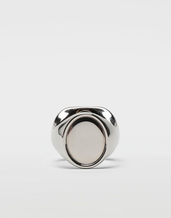 fac55a1190c Maison Margiela Chevalier Palladium Ring Men | Maison Margiela Store