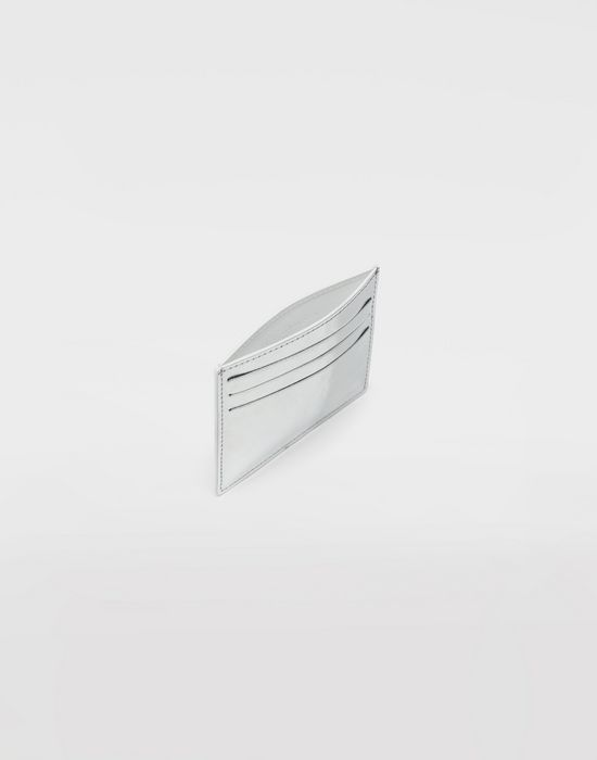 MAISON MARGIELA Brushed leather cardholder Credit card holder [*** pickupInStoreShippingNotGuaranteed_info ***] d