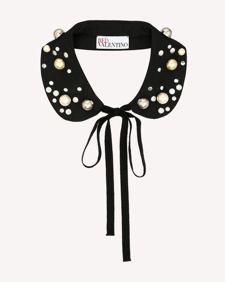 REDValentino Collar Woman RR3WAA00PKU 0NO a
