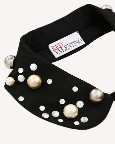 REDValentino RR3WAA00PKU 0NO Collar Woman f