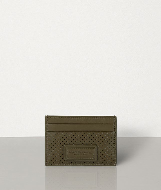 BOTTEGA VENETA CARD CASE IN LEGGERO Card Case Man fp