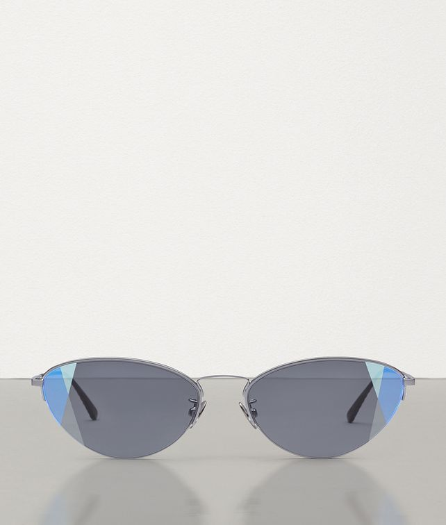 BOTTEGA VENETA SUNGLASSES IN METAL Sunglasses [*** pickupInStoreShipping_info ***] fp