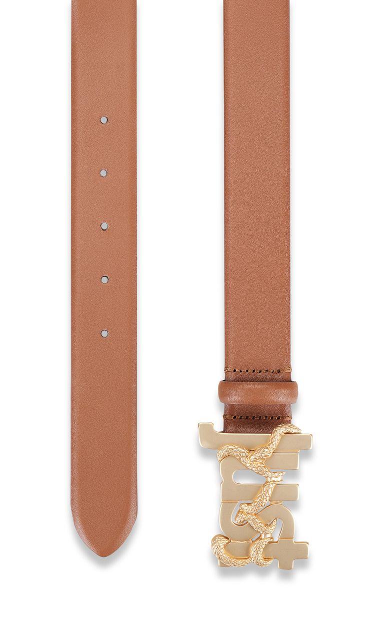 JUST CAVALLI Logoed belt Belt Woman d