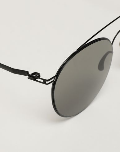 ACCESSORIES MYKITA + MAISON MARGIELA 'ESSENTIAL' Black