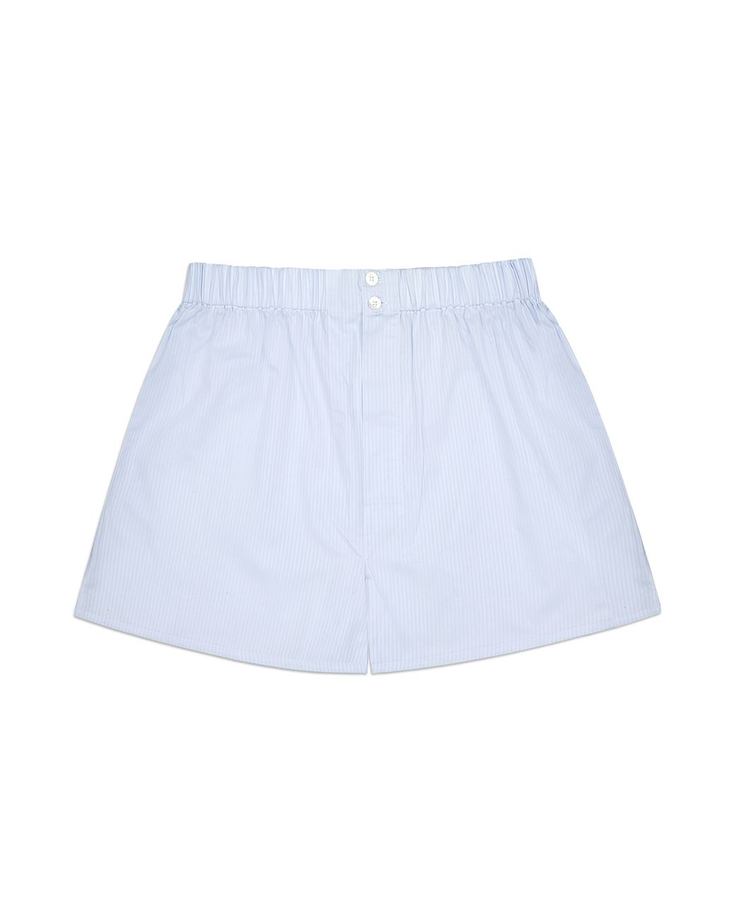 BRIONI Light Blue Short Boxer Underwear Man f