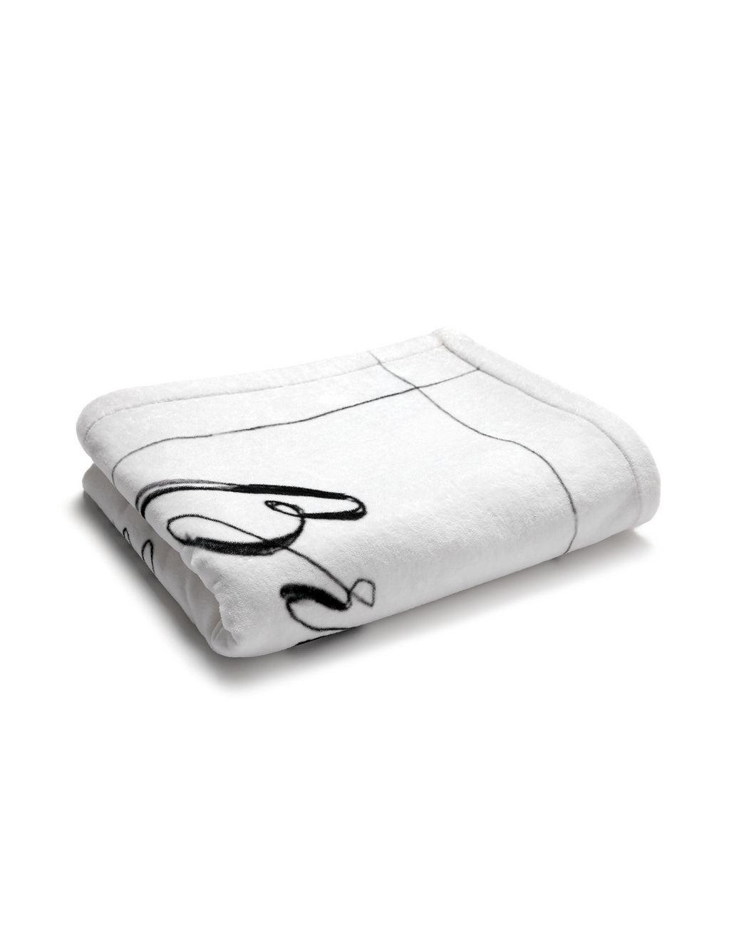 BRIONI White Printed Swim Towel Beach Towel Man r