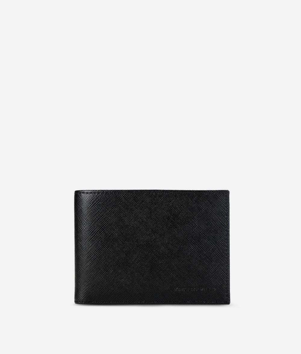 KARL LAGERFELD Leather Cardholder Cardholder Man f