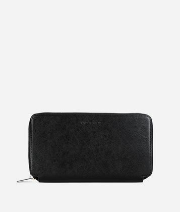 KARL LAGERFELD LARGE LEATHER WALLET