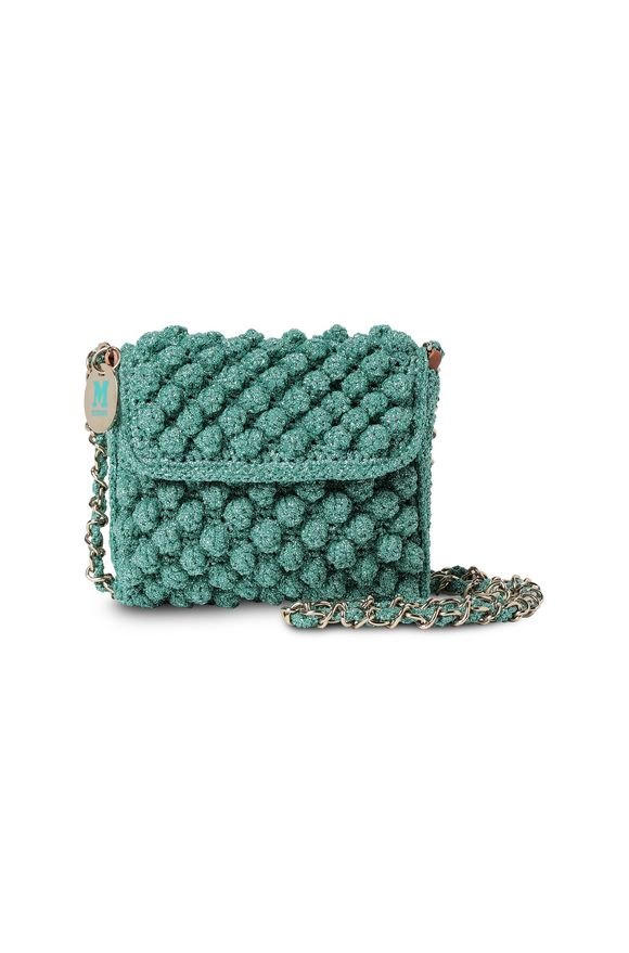M MISSONI Bags Light green Woman