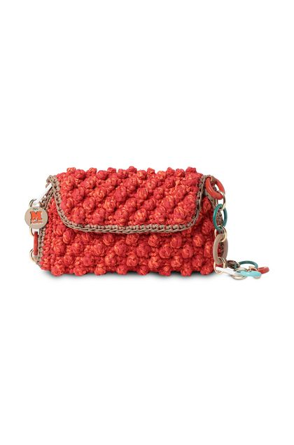 M MISSONI Bags Red Woman - Back