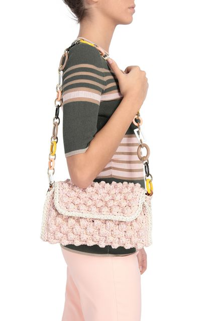 M MISSONI Bags Pink Woman - Front