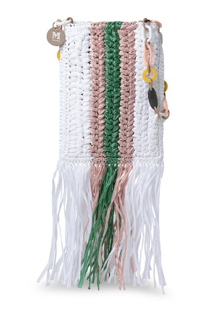 M MISSONI Bags White Woman - Back