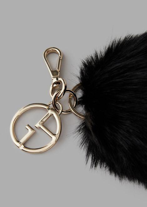 Schlüsselring mit Boule und Charm GA
