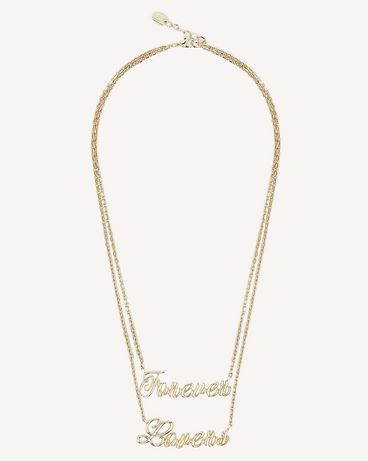 REDValentino RQ0J0B27XUD O95 Necklace Woman a