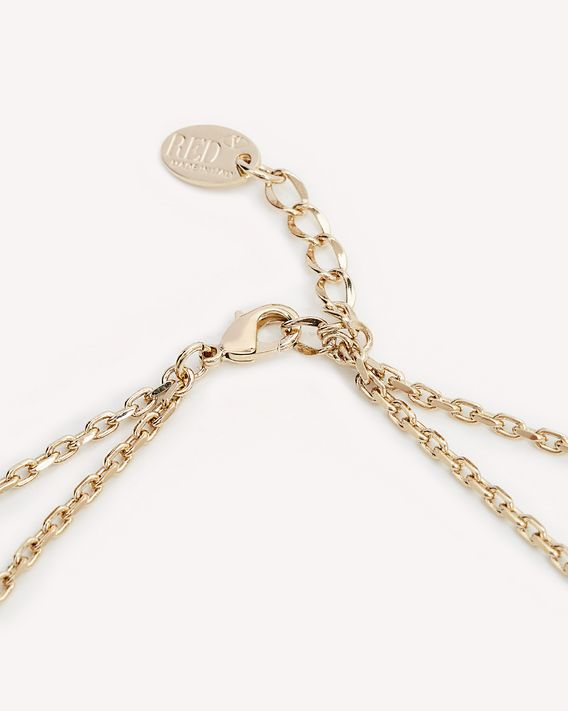 REDValentino FOREVER LOVERS NECKLACE