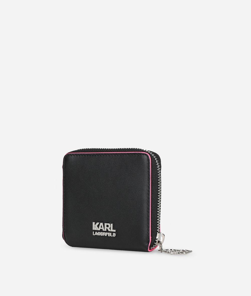 KARL LAGERFELD K/Neon Small Wallet Wallet Woman d