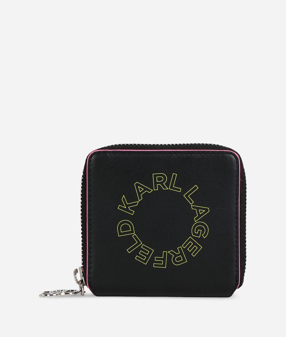 KARL LAGERFELD K/Neon Small Wallet Wallet Woman f