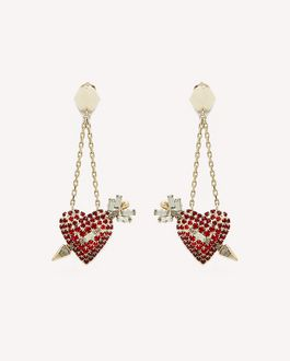REDValentino Earrings Woman RQ0J0B26XUD O95 a