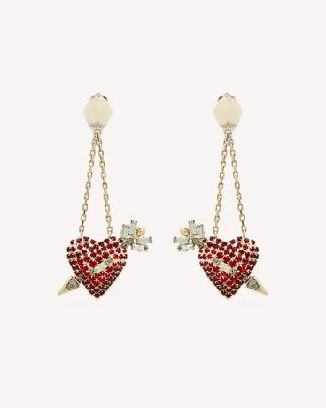 REDValentino RQ0J0B18WKF O95 Earrings Woman a